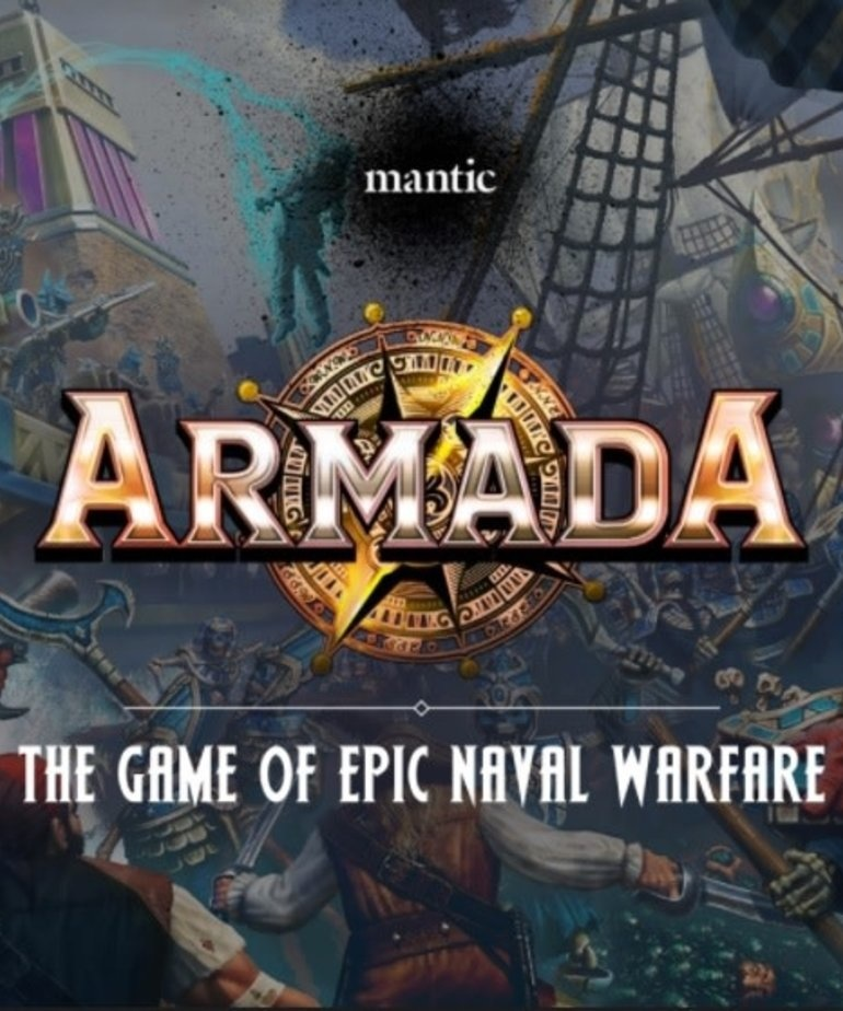 Kings of War: Armada presales!