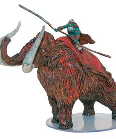 WizKids - WZK Mammoth Rider (U) #36b Darklands Rising