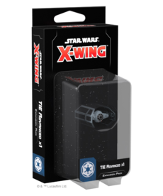 Atomic Mass Games - AMG Galactic Empire - TIE Advanced x1