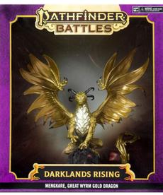 WizKids - WZK Mengkare Great Wyrm Premium Set Darklands Rising