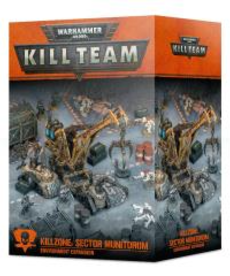 Games Workshop - GAW Killzone: Sector Munitorum
