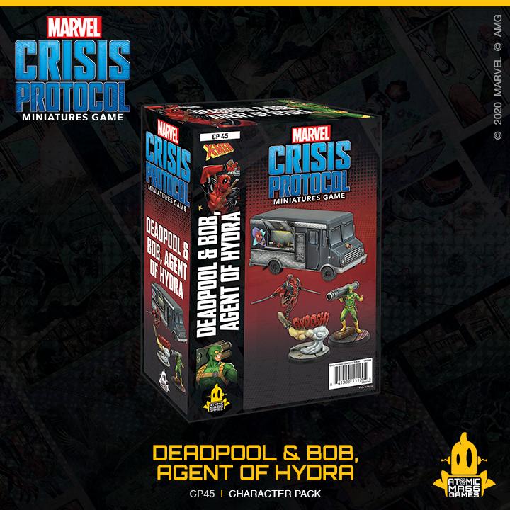 Marvel: Crisis Protocol presales quarter two