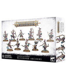 Games Workshop - GAW Blissbarb Archers NO REBATE