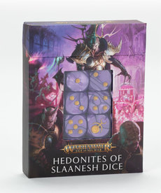 Games Workshop - GAW Hedonists of Slaanesh - Dice NO REBATE