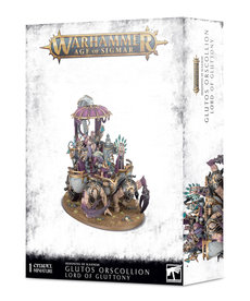 Games Workshop - GAW Glutos Orscollion, Lord of Gluttony NO REBATE