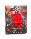 Games Workshop - GAW Warhammer: Age of Sigmar - Daughters of Khaine - Dice Set -  NO REBATE