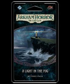 Fantasy Flight Games - FFG Arkham Horror: The Card Game - A Light in the Fog - Mythos Pack