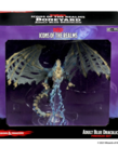 WizKids - WZK D&D: Icons of the Realms - Boneyard - Adult Blue Dracolich