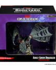 WizKids - WZK D&D: Icons of the Realms - Boneyard - Adult Green Dracolich