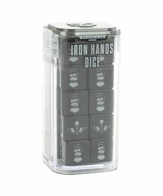 Games Workshop - GAW Iron Hands - Dice