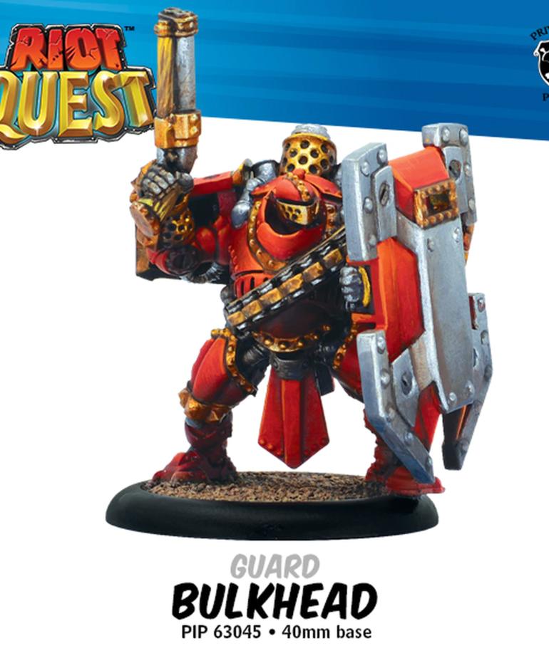 Privateer Press - PIP Riot Quest - Bulkhead - Guard