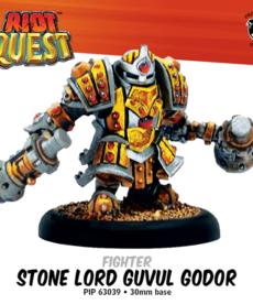 Privateer Press - PIP Stone Lord Guvul Godor