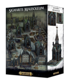 Games Workshop - GAW Sigmarite Mausoleum