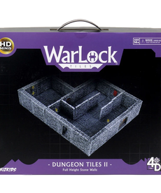 WizKids - WZK Dungeon 2 - Full Height Stone Walls