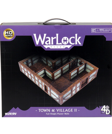 WizKids - WZK Town & Village 2 - Full Height Plaster Walls