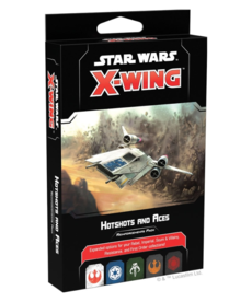 Atomic Mass Games - AMG Hotshots and Aces - Reinforcements Pack