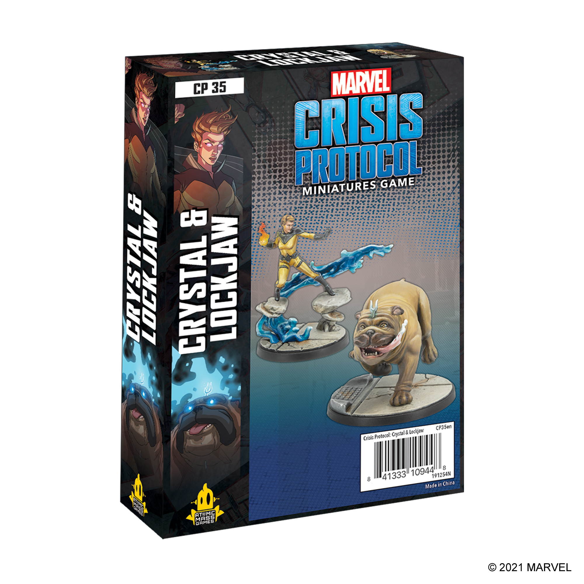 New releases for Marvel: Crisis Protocol!