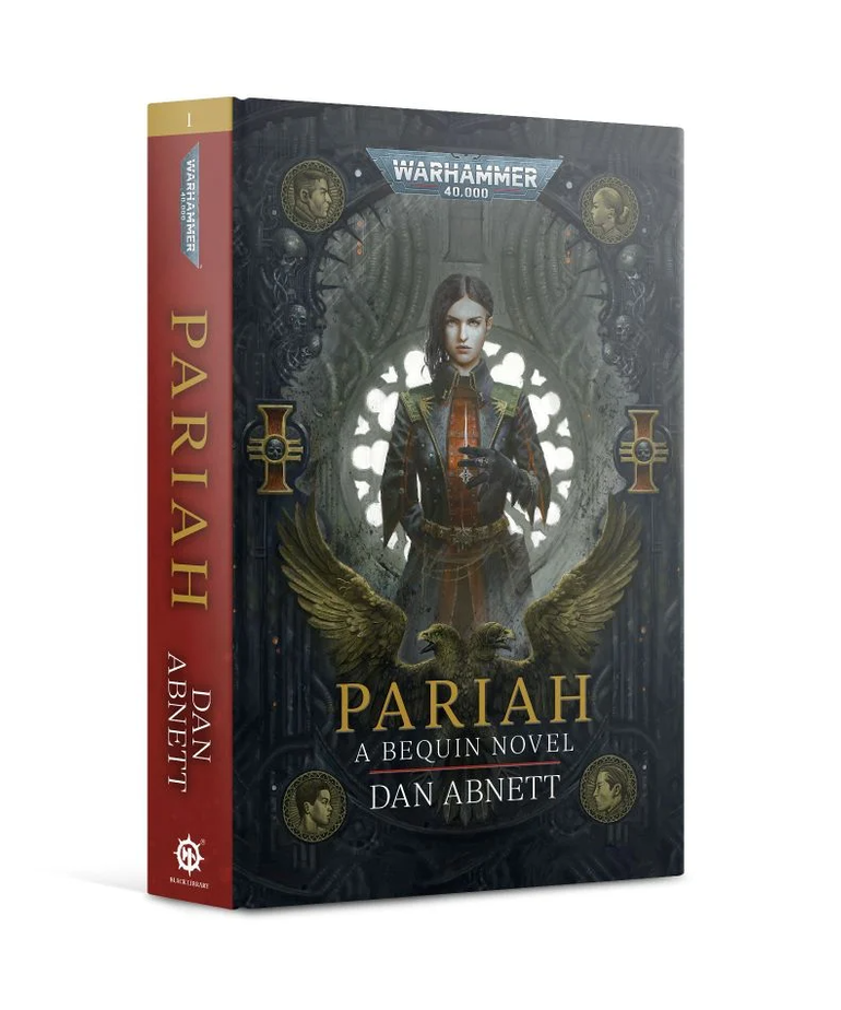 Games Workshop - GAW Black Library - Warhammer 40K - Bequin 1 - Pariah