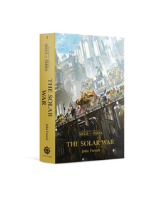 Games Workshop - GAW Siege of Terra 1 - The Solar War