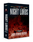 Games Workshop - GAW Black Library - Warhammer 40K - Night Lords: The Omnibus