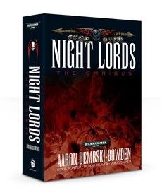 Games Workshop - GAW Night Lords: The Omnibus