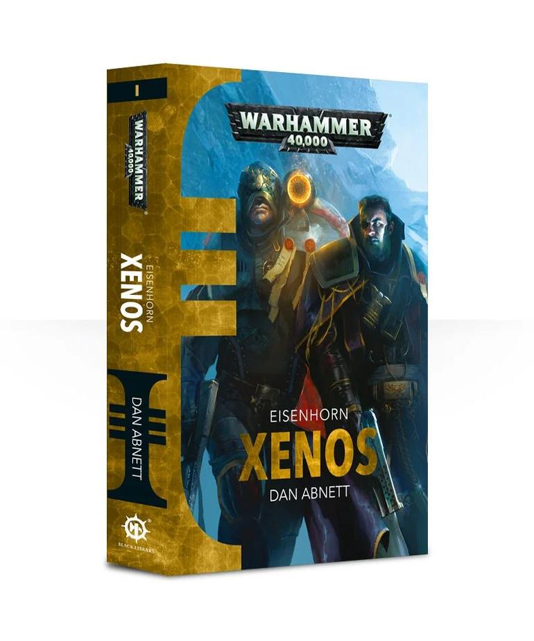 Games Workshop - GAW Black Library - Warhammer 40K - Eisenhorn 1 - Xenos