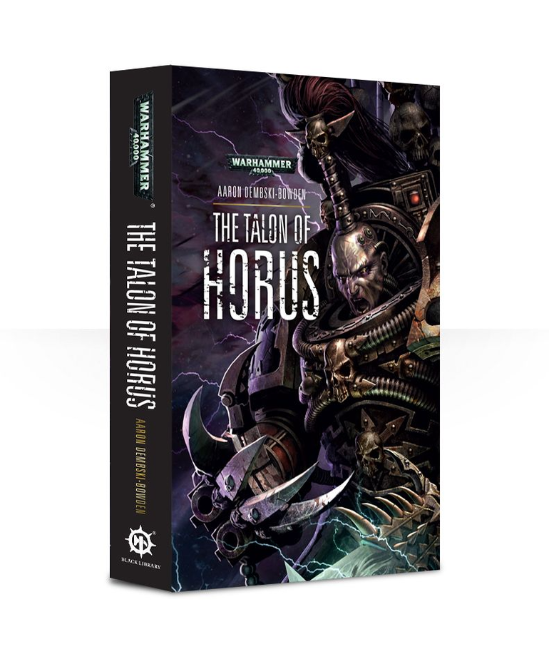 Games Workshop - GAW Black Library - Warhammer 40K - Black Legion 1 - The Talon of Horus