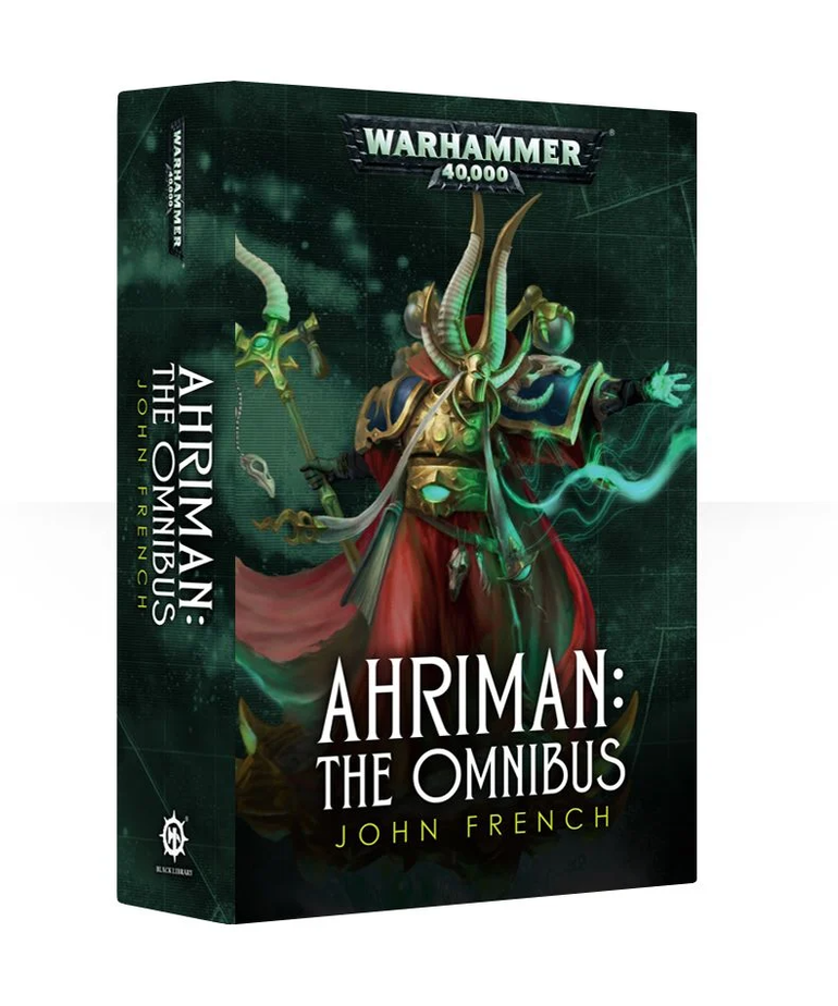 Games Workshop - GAW Black Library - Warhammer 40K - Ahriman: The Omnibus