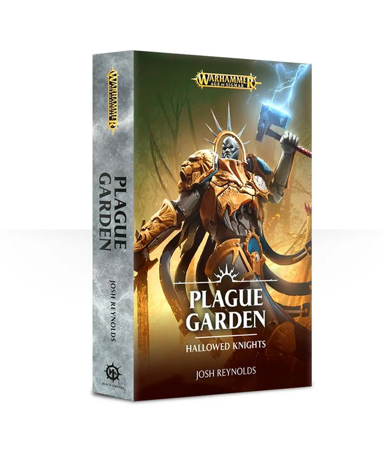 Games Workshop - GAW Black Library - Warhammer: Age of Sigmar - Hallowed Knights - Plague Garden