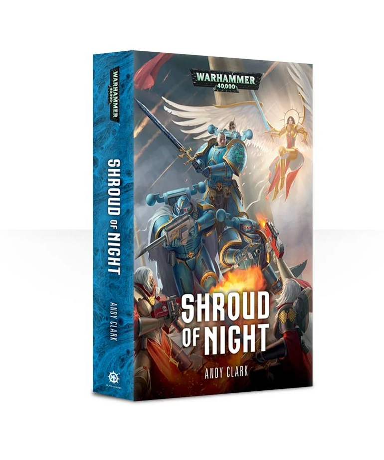 Games Workshop - GAW Black Library - Warhammer 40K - Chaos Space Marines - Shroud of Night
