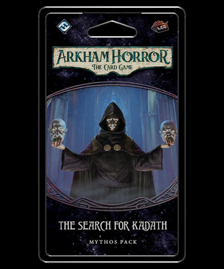 Fantasy Flight Games - FFG Arkham Horror: The Card Game - The Search for Kadath - Mythos Pack