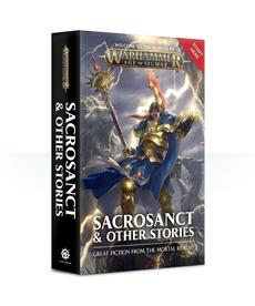 Games Workshop - GAW Sacrosanct & Other Stories