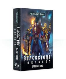 Games Workshop - GAW Blackstone Fortress