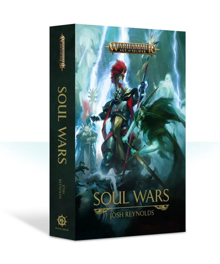 Games Workshop - GAW Black Library - Warhammer: Age of Sigmar - Soul Wars