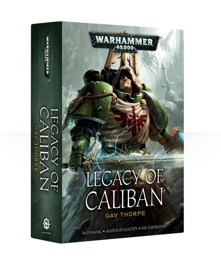 Games Workshop - GAW Black Library - Warhammer 40K - Legacy of Caliban
