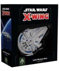 Atomic Mass Games - AMG Scum and Villainy - Lando's Millennium Falcon