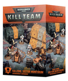 Games Workshop - GAW Killzone: Munitorum Hub PRESALE 03/06/2021