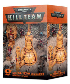 Games Workshop - GAW Killzone: Mechanicus Refinery PRESALE 03/06/2021