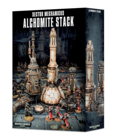 Games Workshop - GAW Sector Mechanicus - Alchomite Stack