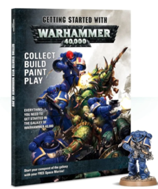 Games Workshop - GAW Getting Started With Warhammer 40K CLEARANCE