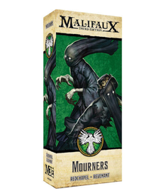 Wyrd Miniatures - WYR Resurrectionists - Mourners