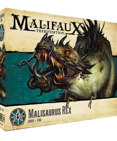 Wyrd Miniatures - WYR Explorer's Society - Malisaurus Rex
