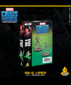 Atomic Mass Games - AMG Sin & Viper
