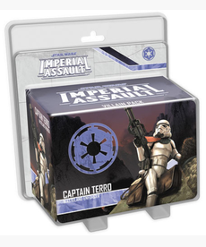 Fantasy Flight Games - FFG Captain Terro - Villain Pack