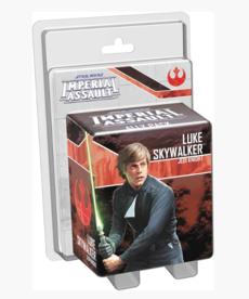 Fantasy Flight Games - FFG Luke Skywalker, Jedi Knight - Ally Pack