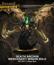 Privateer Press - PIP Death Archon - Minion Solo