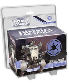 Fantasy Flight Games - FFG General Weiss - Villain Pack