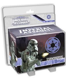 Fantasy Flight Games - FFG Stormtroopers - Villain Pack