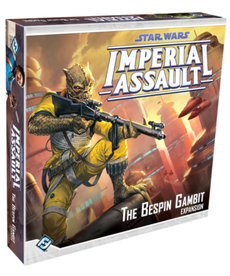 Fantasy Flight Games - FFG The Bespin Gambit - Expansion