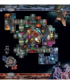 Fantasy Flight Games - FFG Coruscant Back Alleys - Skirmish Map